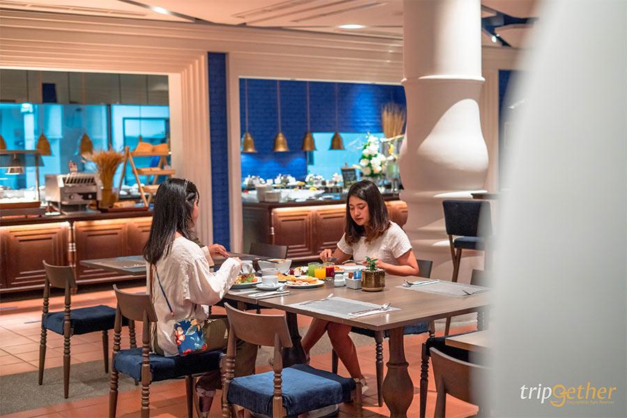 โรงแรมระยองติดทะเล