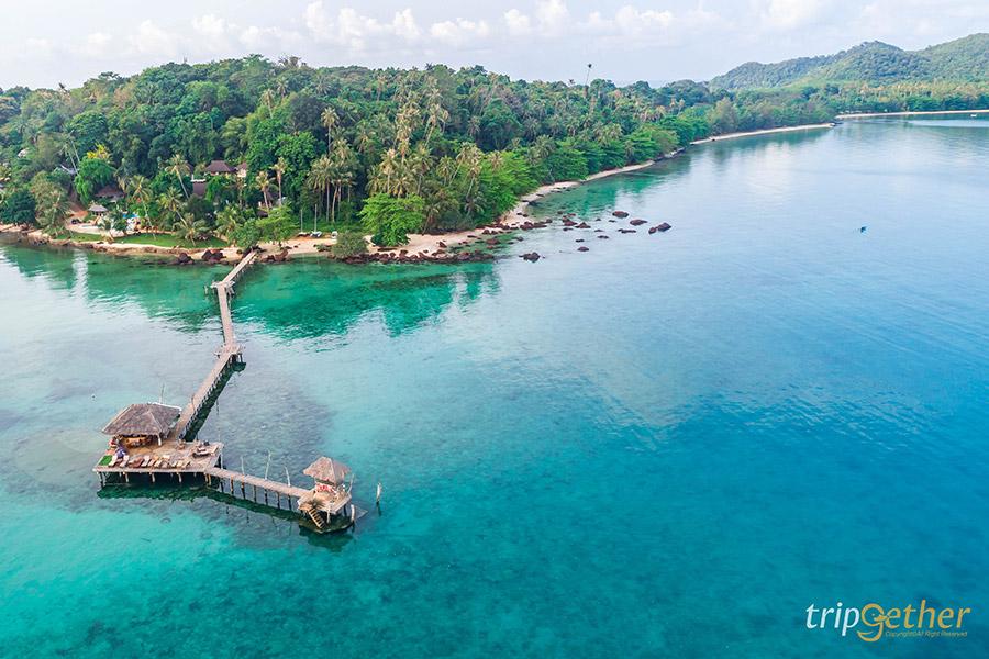 ที่พักเกาะหมาก