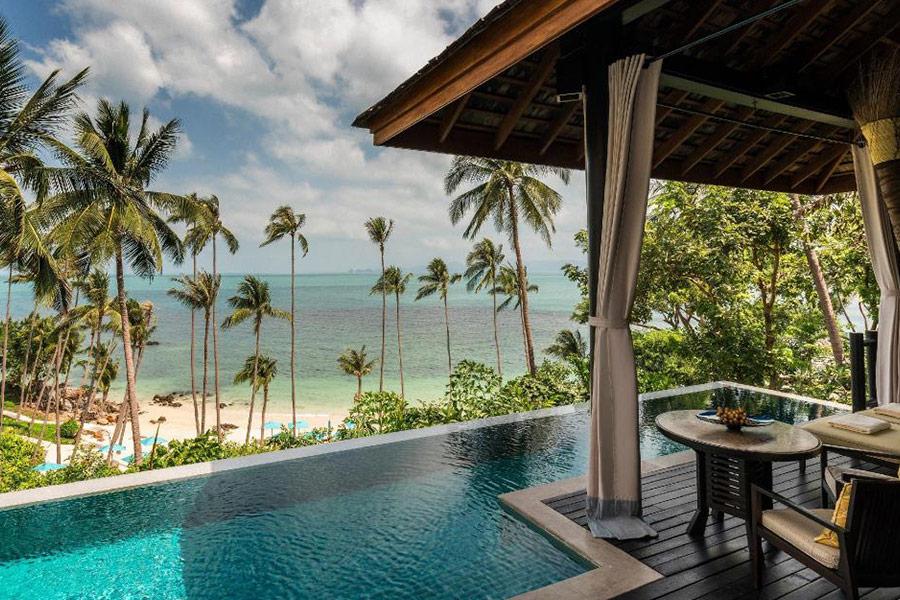 โฟร์ ซีซั่น รีสอร์ท เกาะสมุย ,Four Seasons Resort Koh Samui, โฟร์ ซีซั่น สมุย, Four Seasons Samui