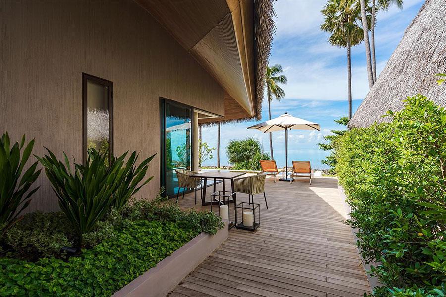ไฮแอท รีเจนซี่ เกาะสมุย, Hyatt Regency Koh Samui, ไฮแอท รีเจนซี่, ที่พักหาดเชิงมน