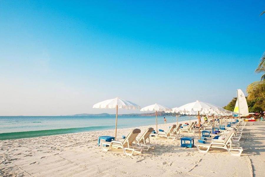 ที่พักหาดทรายแก้ว