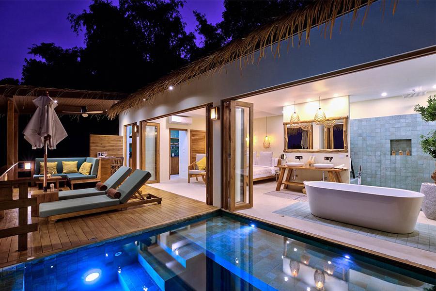 ไวด์ คอทเทจ สมุย, Wild Cottages Luxury & Natural, ที่พักสวยสมุย, ที่พักสมุยมีสระว่ายน้ำ