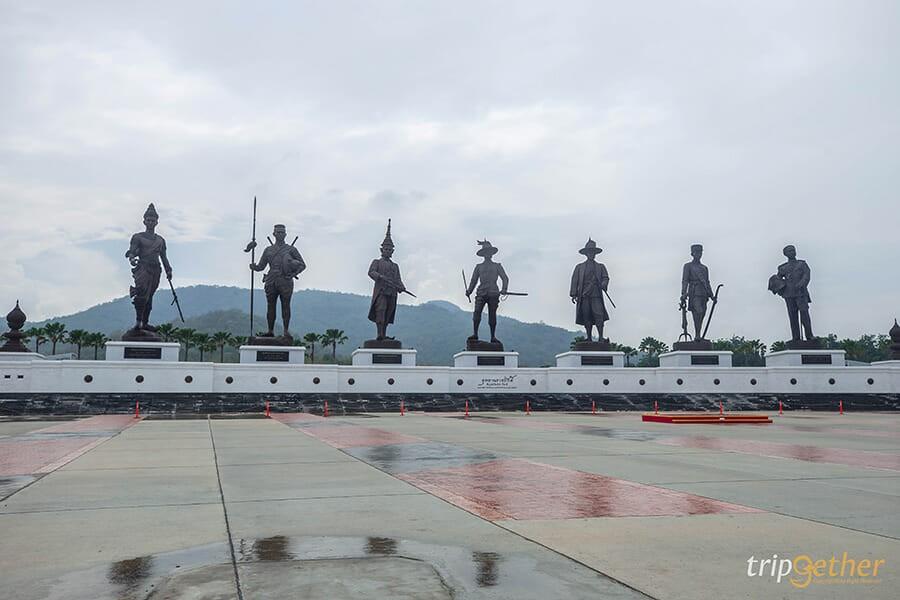 8 จุดเช็คอิน หัวหิน-ปราณบุรี โลเคชั่นแจ่ม บรรยากาศดี