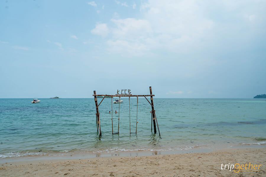 ที่พักริมทะเล