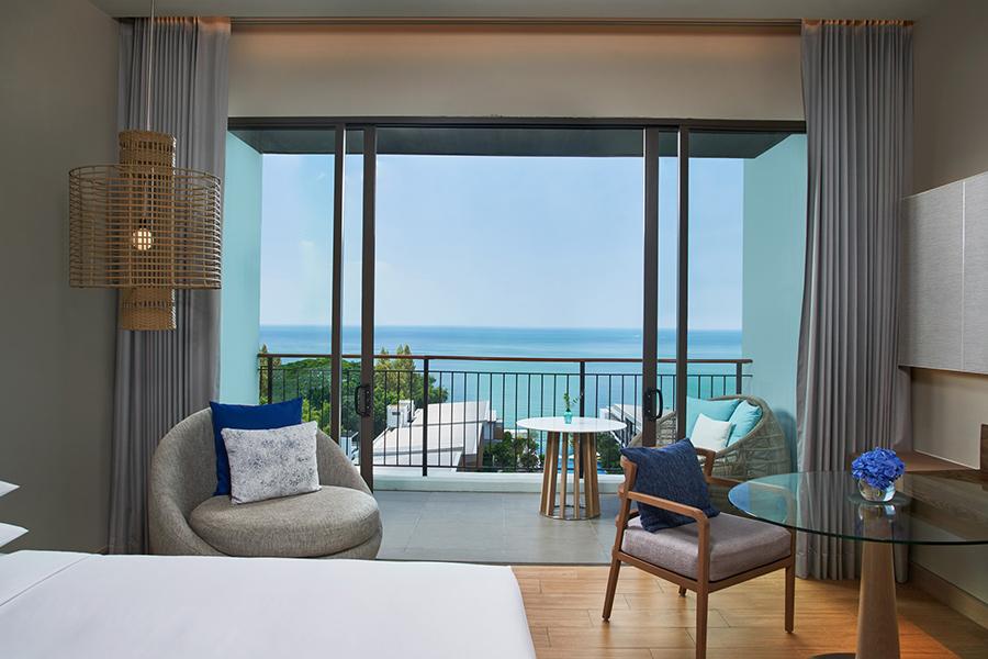 5 ที่พักริมทะเล พร้อมโปร Work From Hotel สำหรับคนอยากเปลี่ยนบรรยากาศทำงาน