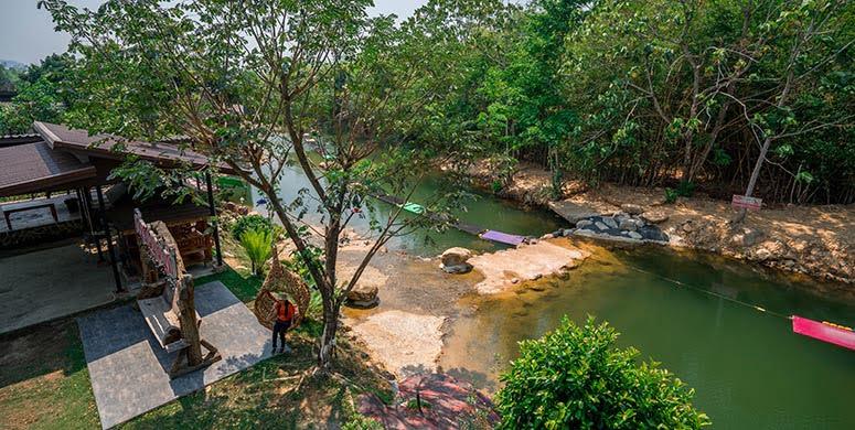 บ้านสวนจันท์ ทุ่งเพล รีสอร์ท – จันทบุรี