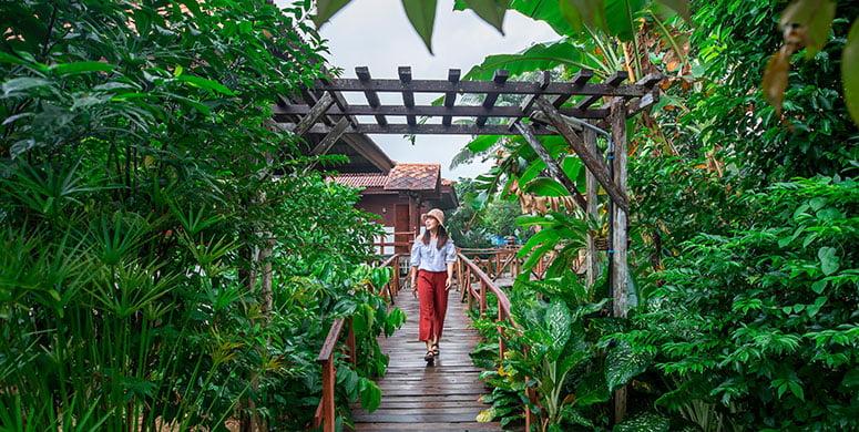 บ้านสวนสบายใจ รีสอร์ท – เพชรบุรี