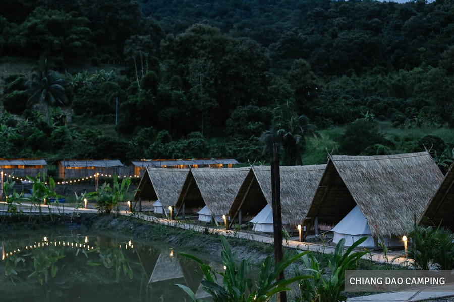 Chiang Dao Camping01