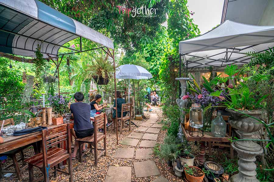 ดงมาดาม เชียงใหม่ ร้านสุดเก๋ท่ามกลางสวนดอกไม้ กินหรูสไตล์มาดาม  โดยเดียวมาสเตอร์เชฟ