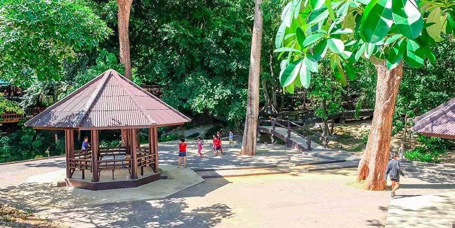 น้ำตกไทยโยคน้อย – กาญจนบุรี