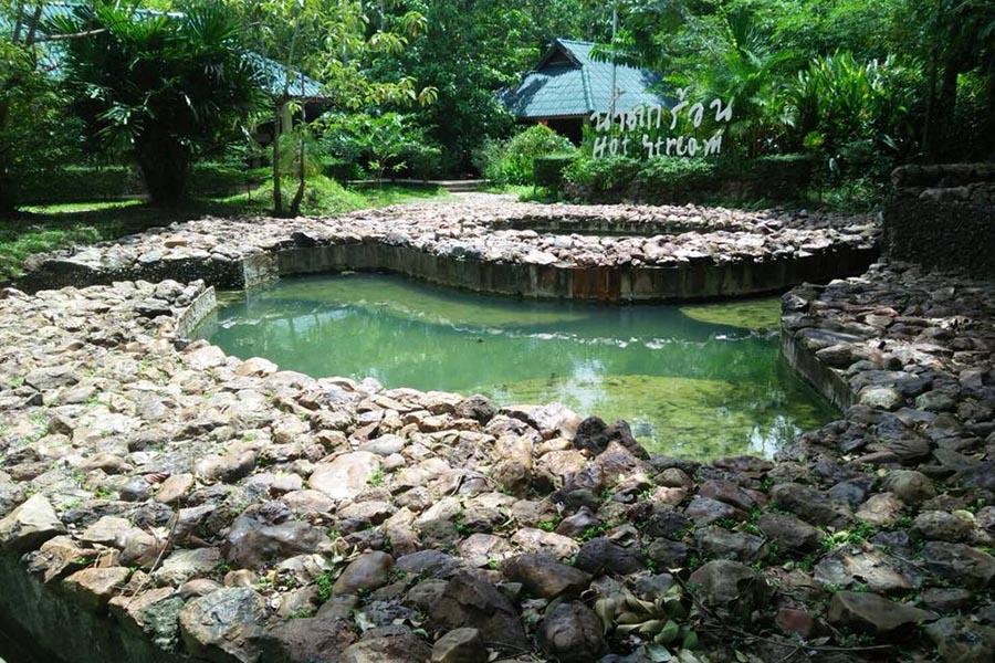 Khlong Thom Hot Spring Waterfall2-22