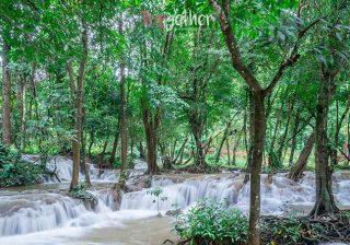 น้ำตกเกริงกระเวีย – กาญจนบุรี