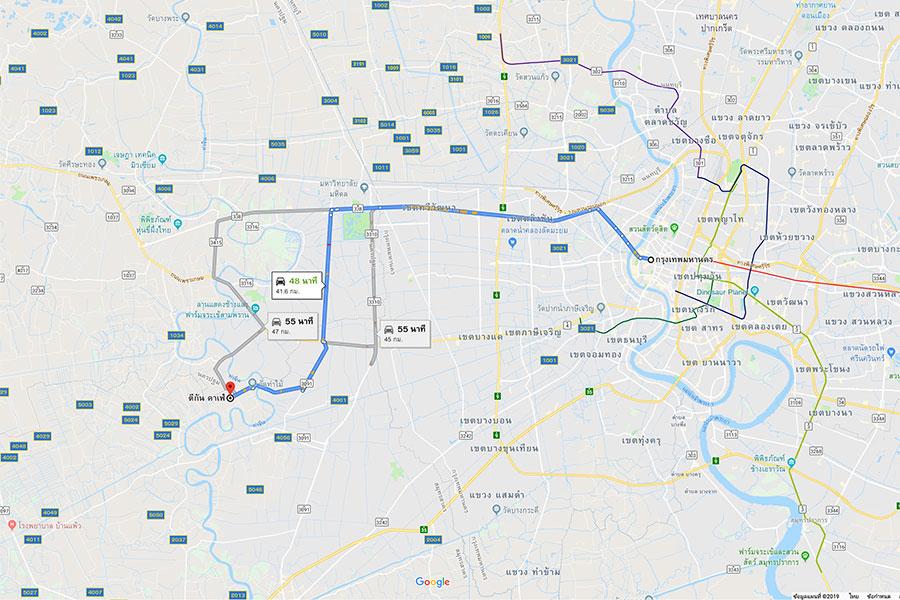 Map BKK-Degunncafe