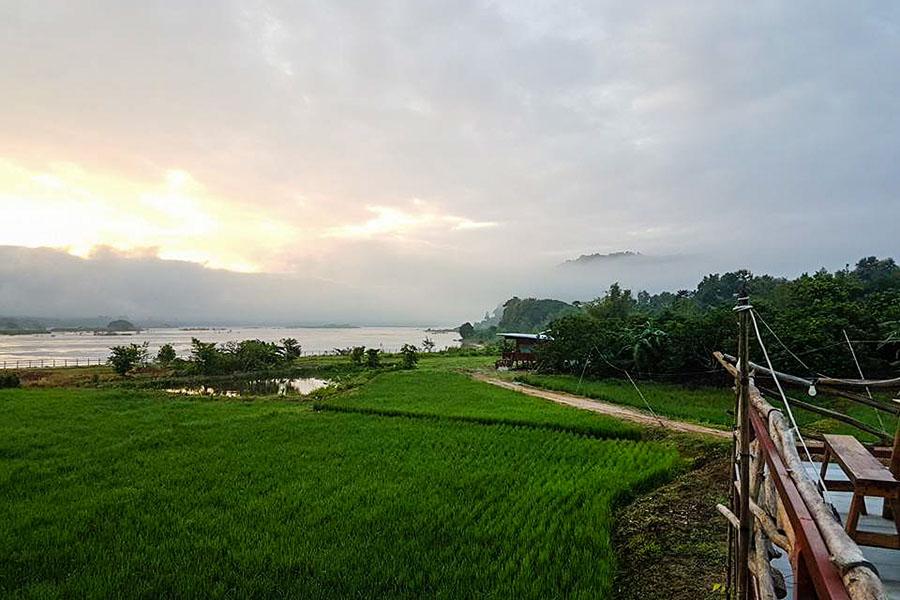 Mok Rim kong Resort2