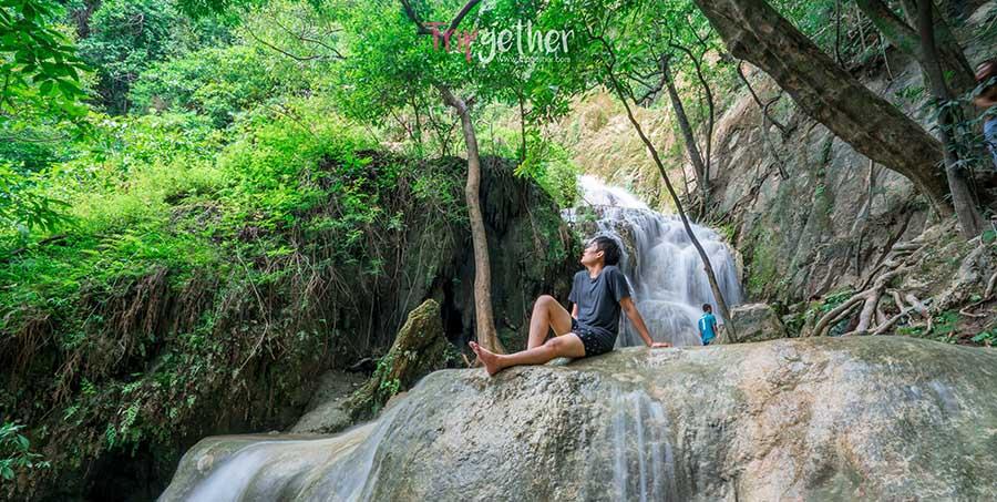 น้ำตกเอราวัณ – กาญจนบุรี