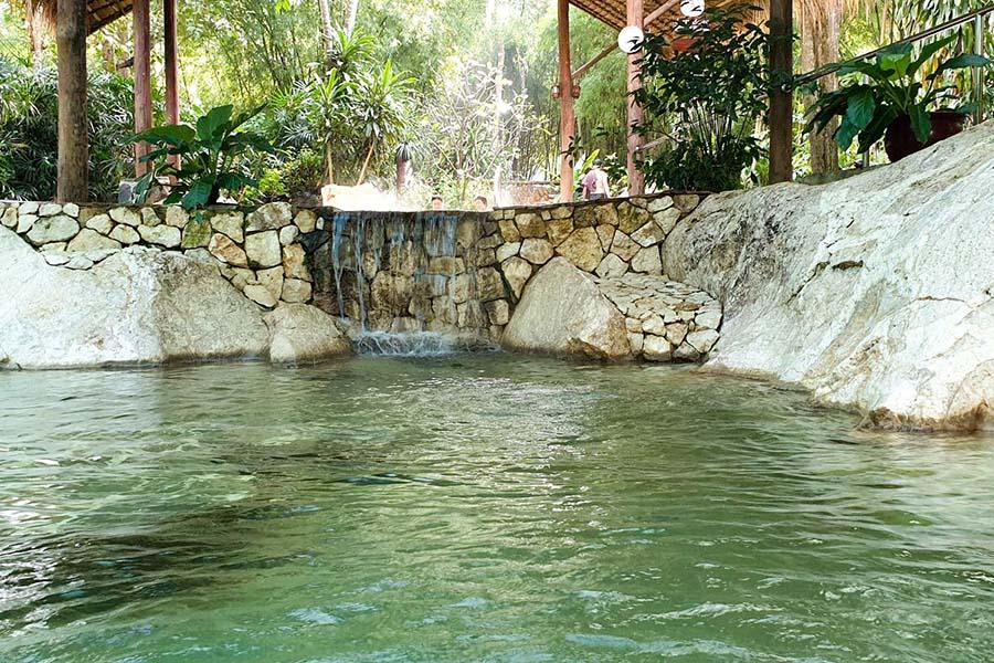 Rock Valley Hotspring  Fish Spa2-2