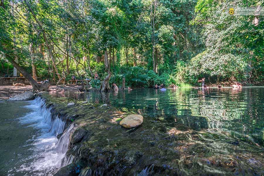 Sai Ngam Natural Hot Spring1