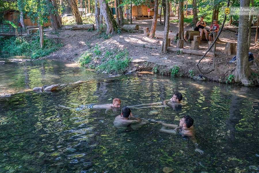 Sai Ngam Natural Hot Spring3