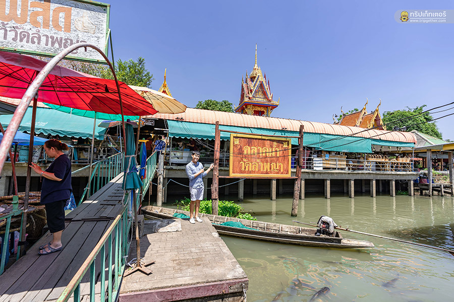 Wat_Lam_Phaya_Floating_Market-01