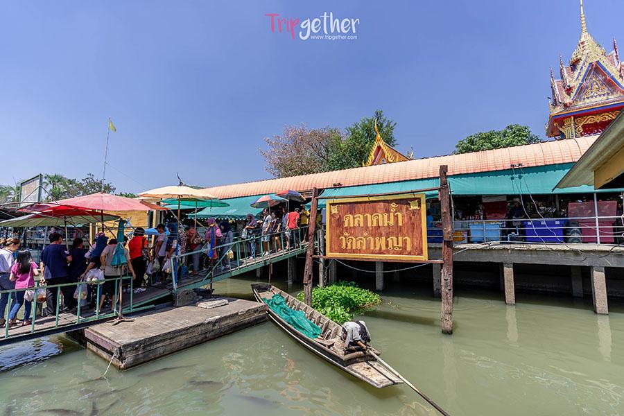 Wat_Lam_Phaya_Floating_Market-19