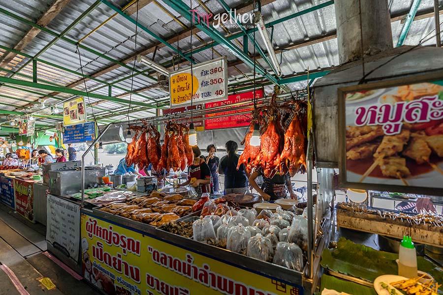 Wat_Lam_Phaya_Floating_Market-8